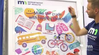 Healthy Kids, Healthy School Year Games