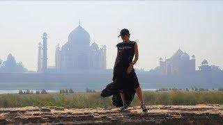 #6 Индия 2018. Тадж-Махал. Выгнали из Мечети. Bob Marley cafe. Agra