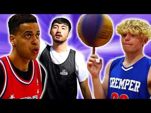 Types of Basketball Players (видео)