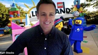 Interview With General Manager Of LEGOLAND California Resort, Kurt Stocks