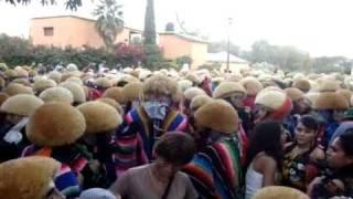 preview picture of video 'Danza de Los Parachicos (20 de Enero 2010, Chiapa de Corzo)'