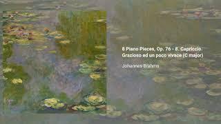 8 Piano Pieces, Op. 76