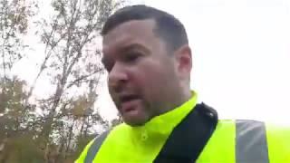 Видео с места смертельного ДТП звезды Дизель Шоу Марины Поплавской