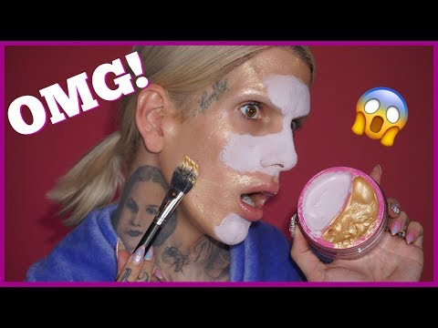 PORE FIXER?? TARTE BRIGHT & TIGHT FACE MASK | Review & Demo