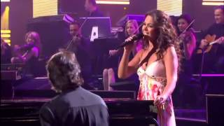 Yanni Voices Concert  Eterno Es Este Amor   Lucero Live In Acapulco 2008 3 of 4   YouTube