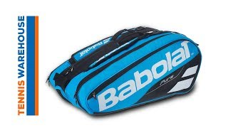 Babolat Pure Drive Racket Holder x 12 video