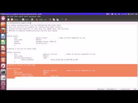 Installation de Nagios dans Ubuntu Comment installer