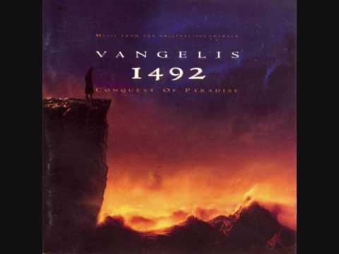 Vangelis - Twenty Eighth Parallel [1492: CONQUEST OF PARADISE, Spa - Fra - UK, 1992]