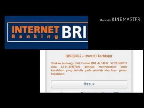 100% Work! Aktifkan Kembali User Id yang Keblokir Tanpa Harus Ngantri di Bank