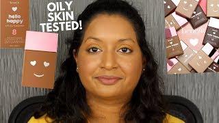 Benefit Cosmetics Hello Happy Soft Blur Foundation Review (1 Week Wear Test)