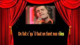 Karaoké Joe Dassin     Salut Les Amoureux