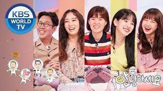 Guests: WJMK's Yoojung&Seola, Kim Youngchul, Jungin, Park Jiseon[Hello Counselor/ENG,THA/2018.06.04]