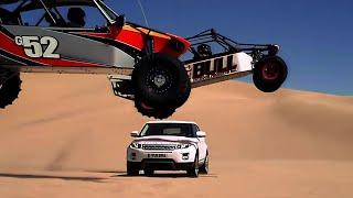 Range Rover Evoque | Top Gear | Series 17 | BBC