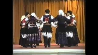 preview picture of video 'Gruppo Folk Benetutti Saint Saulve 1989'