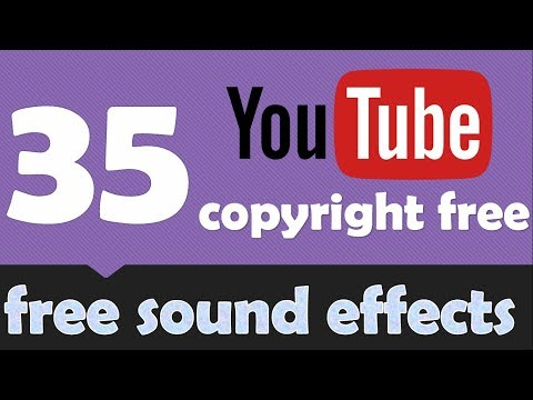 HINDI} 35 royalty free sound effects for youtube videos || copyright
