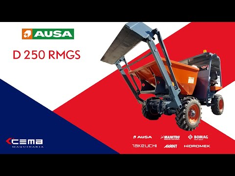 2007-ausa-d-250-rmgs-cover-image