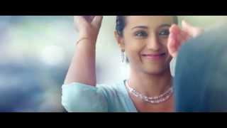 """NAC Jewellers Diamond Ad. """"NAC Beauty"""" with Trisha Krishnan"""