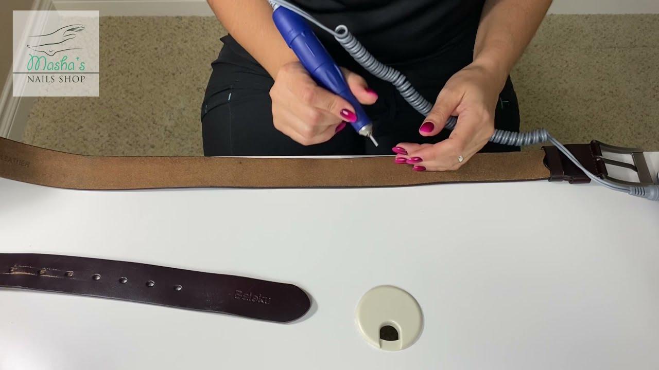 🇲🇽 Torque del taladro de uñas Strong 210/105L. ¿Qué es
