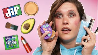 The Try Wives Makeup Mystery Box Makeover Challenge