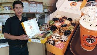 Promo J.CO Donuts & Coffee Lampung di Lantai 1 Mal Boemi Kedaton