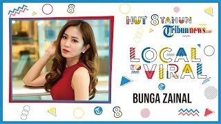 Bunga Zainal: Makin Sukses, Jaya, dan Beritanya Semakin Up to Date
