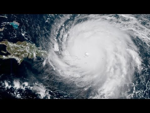 Hurricane Irma hammers Caribbean, Florida braces for hit