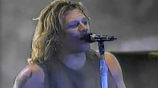 I'll Be There For You - Bon Jovi -Live São Paulo 95
