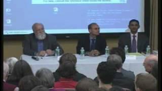 Part 1 - Dinesh D'Souza Debates Daniel Dennett