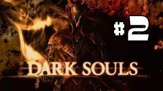 dark souls artorias of the abyss walkthrough