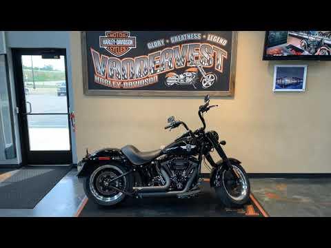 2016 Harley-Davidson S-Series Fat Boy at Vandervest Harley-Davidson, Green Bay, WI 54303