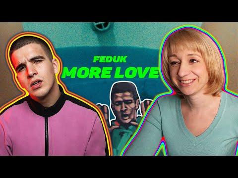 РЕАКЦИЯ Мамы На Feduk - More Love онлайн видео