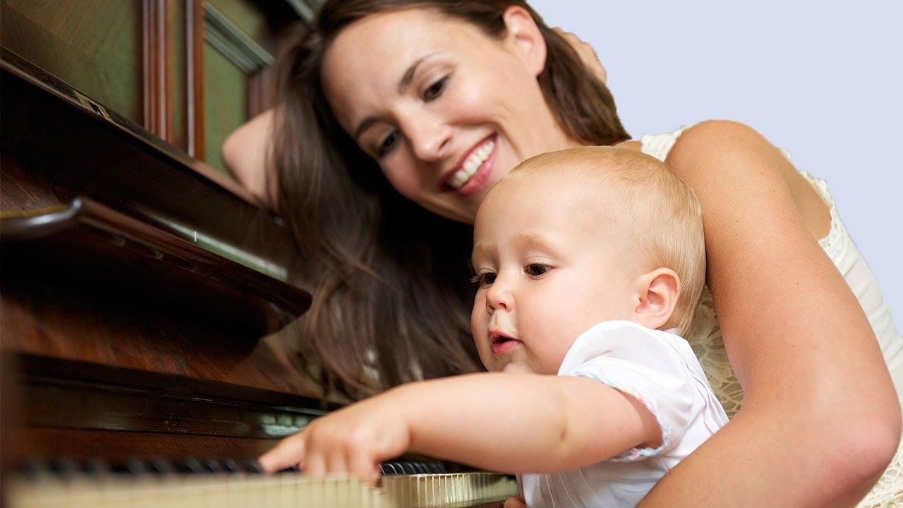 Cómo y cuándo pueden los niños aprender música