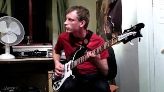 Darts Of Pleasure - Franz Ferdinand [Bass Cover]