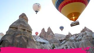 Top Things to See & Do in Cappadocia, Turkey