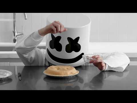 Cooking with Marshmello: How To Make Peach Pie 🍑 (Shaky Beats Edition)