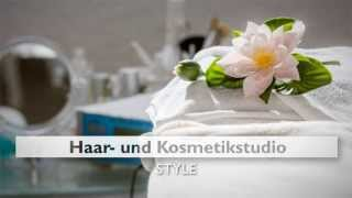 preview picture of video 'Friseur in Speyer Hochsteckfrisuren Nageldesign Haar- und Kosmetikstudio STYLE Speyer'