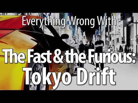 The Fast & the Furious: Tokyo Drift