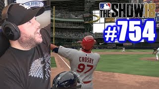 I MOVED! | MLB The Show 18 | Road to the Show #754