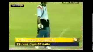 Classic Sharjah Commentary Of Sachin