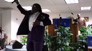 Living Waters Ministries - Apostle Walter Ross - Pastor's Anniversary