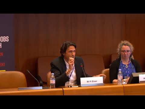 Impact investing and crowdfunding challenges and opportunities - Innovations for Decent Jobs for Youth Conference