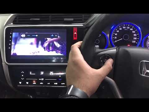Honda City starring will controller Full Android player