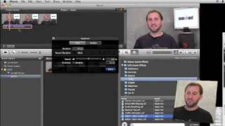 Layering Audio in iMovie 09 (MacMost Now 278)
