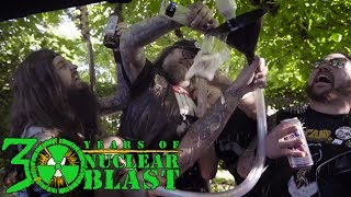 MUNICIPAL WASTE   Breathe Grease (OFFICIAL MUSIC VIDEO)