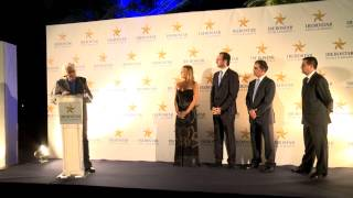 preview picture of video 'Inauguració d'IBEROSTAR Son Antem Golf Resort & Spa'