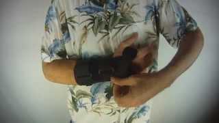Video: Hely Weber Universal Wrist Orthosis #438, 439