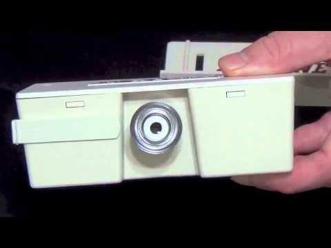 EZ Tone Entrance Alert Mechanical Door Chime