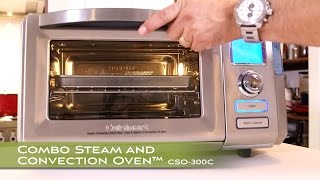 Combo Steam + Convection Oven - Cuisinart Canada