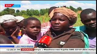 Wakazi Kitale waadhirika baada ya maafisa kubomoa makazi yao