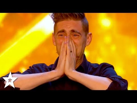 HILARIOUS Matt Edwards WINS Ant and Dec's GOLDEN BUZZER! | Britain's Got Talent 2017 (видео)